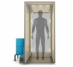Automatic disinfectant  tunnel kit