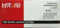 87X (CF 287X) Compatible Toner Cartridge For HP Printers