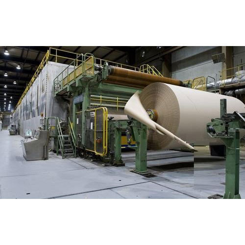 Paper Recycling Machine Exporter India Waste Paper