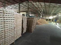 Wooden Industrial Pallet
