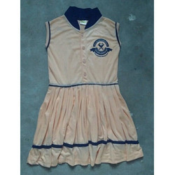 Girl Uniform Frock