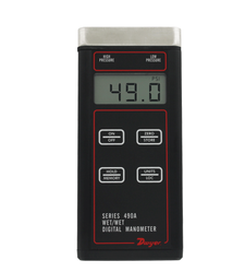 Digital Differential Pressure Manometer