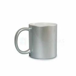 Silver Mug 11 oz.