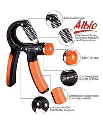 Albio Adjustable Hand Gripper