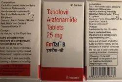 EMFTAB B TAB (TENOFOVIR ALAFENAMIDE)