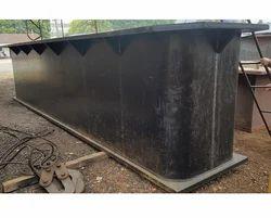 Zinc Galvanizing Kettle