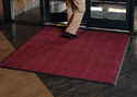 Entrance Diamond Scraper Wiper Rubberized Carpet Mat