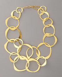 Minimalist Women Gold Plated Necklace
