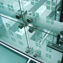 Toughened Glass Fitting Service