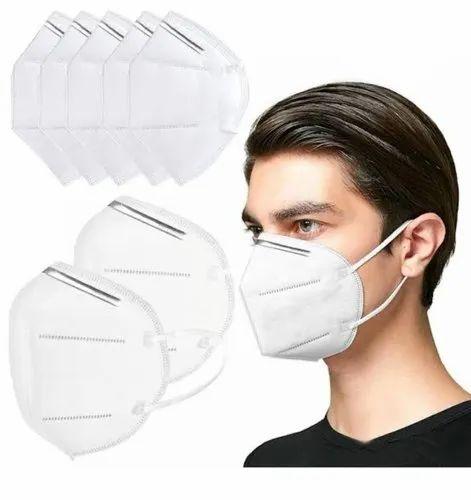 Kn-95 Fluid Resistance Face Mask