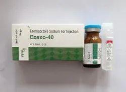 Ezexo-40 Esomeprzole Sodium For Injection