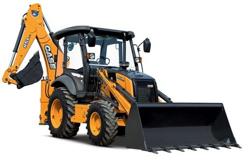 CASE 851EX Backhoe Loader, 96 hp, 8230 kg