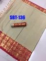 Women's Cotton Silk Sarees