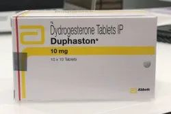 Duphaston Tablets, Dose: 10 Mg, Packaging Size: 10 X 10