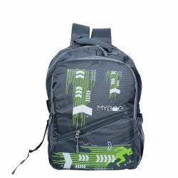 Polyester Printed Mybae School Bag, For College