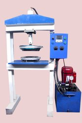 Semi AutomaticPaper Plate  Making Machine