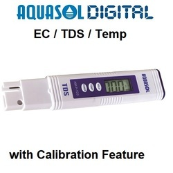 Aquasol Upto 9990 Conductivity Cum Tds Meter Pen Type,, for Industrial