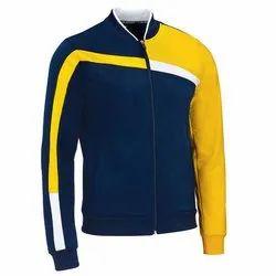 Full Sleeves Men Tracksuit Jacket