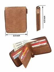 RFID Protected Hunter Leather Wallets