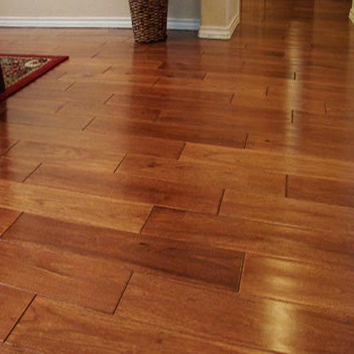 Brown Wooden Flooring For Indoor Rs 90 Square Feet A