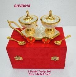 2 Dabbi Trolly Set