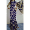 Traditional Cotton Printed Saree