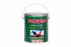Black Japan Enamel, Packaging Type: Bucket