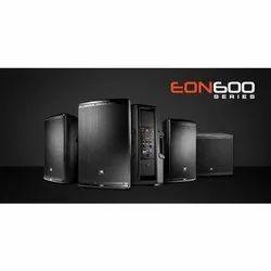 JBL Eon 600 Series Powered Speaker