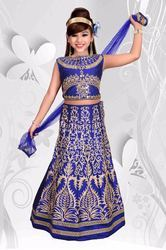 Girls Heavy Lehenga Choli