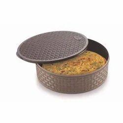 Nakoda Nebula Roti Papad Khakhara Storage Plastic Box