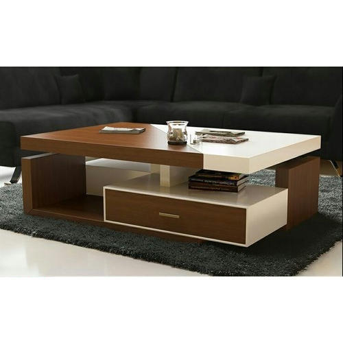 Modern Plywood Center Table, Height: 1.5 feet, Rs 8000 ...