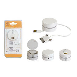 3 in 1 USB Data Charge Syc Cable