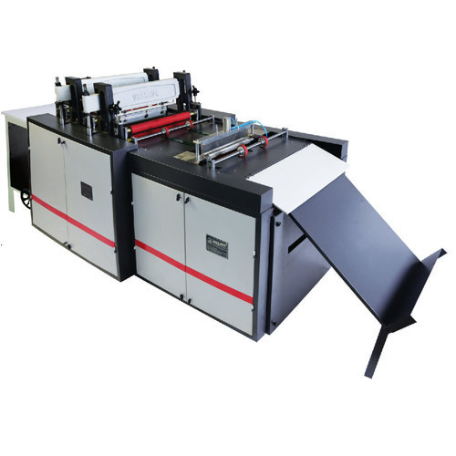 1.5 kW Multi Max Semi File Making Machine, Capacity: Approx 4500 per day