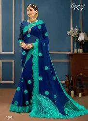 Party Fancy Ethnic Saree