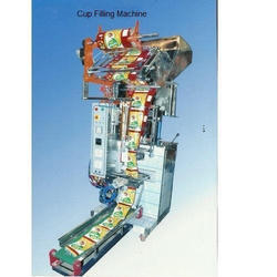 Kurkure Corn Puff Pouch Packing Machine