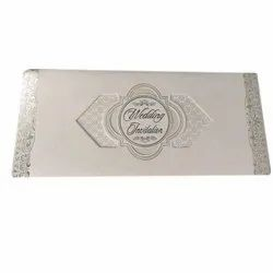 ITC Paper Floral Oriental Wedding Card