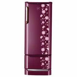 4 Star 255L Godrej Edge Duo Refrigerators, Single Door