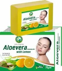 Aloevera with Lemon Cleansing Bar