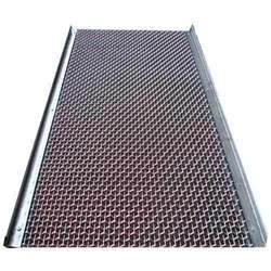 Black Vibrating Screen Wire Mesh for Industrial