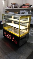 SS Food Display Counter