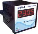 Digital Voltmeter. (DTV-1)