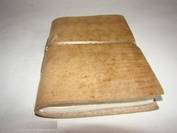 Genuine Leather Handmade Writing Journal