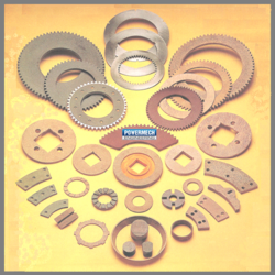 Machinery Friction Discs