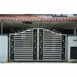Iron Iron Gate