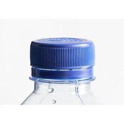 Blue 28 Mm Plastic Cap, Size: 28 Mm