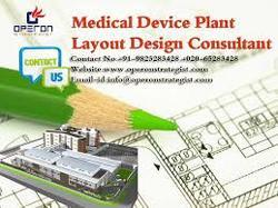 Manufacturing Unit Design Service