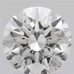 1.28ct Lab Grown Diamond CVD H VVS2 Round Brilliant Cut IGI  Certified Stone