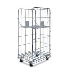 Roll Cages And Wire Trolley Products Ss Roll Cage
