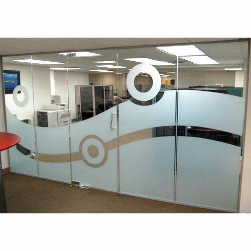 Etched Glass Door Designer Glass Door Fancy Glass Door Sri