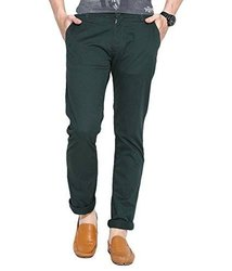 Regular Fit Casual Wear Trouser, Size: 28